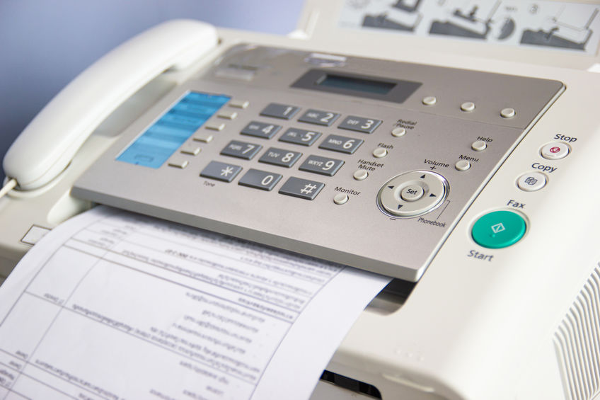 Los Angeles IT Support: Cloud Faxing Conserves Resources