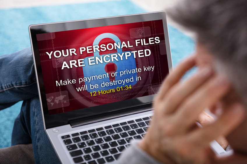 """Be Informed, Hackers Have a New Strategy Called """"Double Encryption Attack""""   Los Angeles IT Services"""